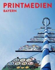 Printmedien Bayern