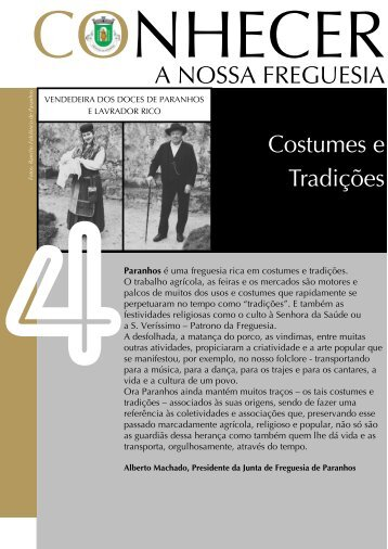 PARANHOS | CONHECER A NOSSA FREGUESIA