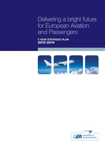 Delivering a bright future for European Aviation and Passengers