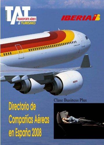 2008 - TAT Revista - Transporte Aéreo & Turismo
