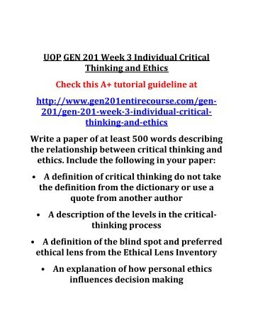 critical thinking inventory Critical thinking and assessment as faculty seek to make cts the gold standard and the aim of dental education, it is important to consider how much time and effort they will invest it is also important to consider the purpose of formal assessment.