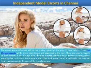 Sensual Escorts Services Available in Chennai