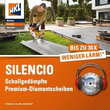 HKL BAUSHOP Silencio Scheiben