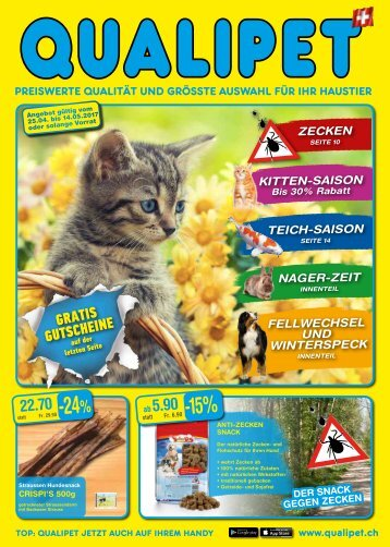 QUALIPET Flyer 02 / 2017