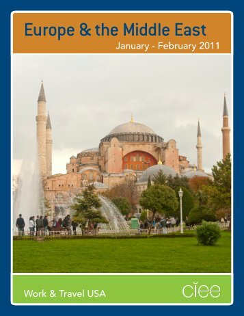 Europe & the Middle East - Council on International Educational ...