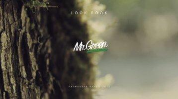 Look-Book Mr Green 2017