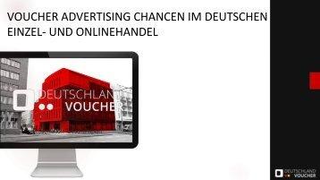 Unternehmenspräsentation DV Deutschland Voucher GmbH & Co. KG
