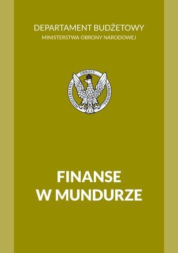 Finanse w mundurze