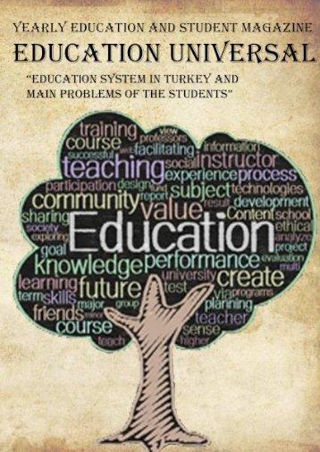 EDUCATION UNIVERSAL
