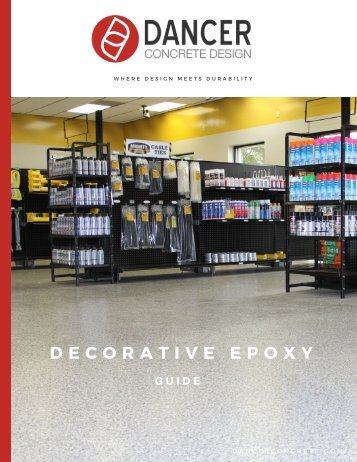 Decorative Epoxy Guide - WEB