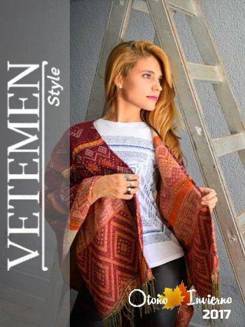 Catálogo VetemenStyle Otoño-Invierno 2017