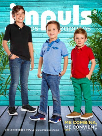 Impuls Moda Niños