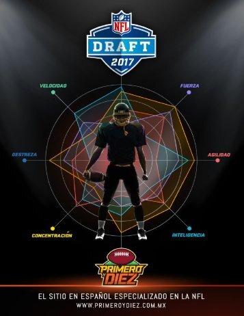 Revista Primero y Diez NFL - Draft NFL 2017