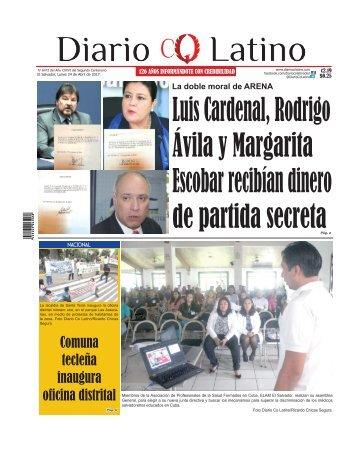 Edición 24 de Abril de 2017