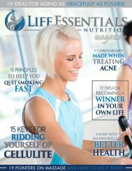 Life Essentials Magazine - April 2017