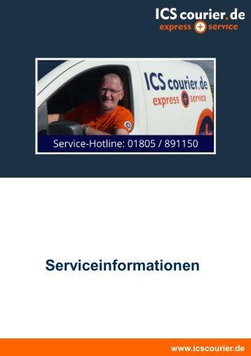 Serviceinformationen 2017