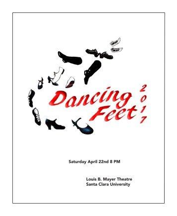 Dancing Feet 2017