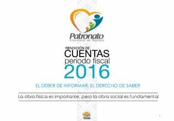 Rendición de CUENTAS 2016-vesión final