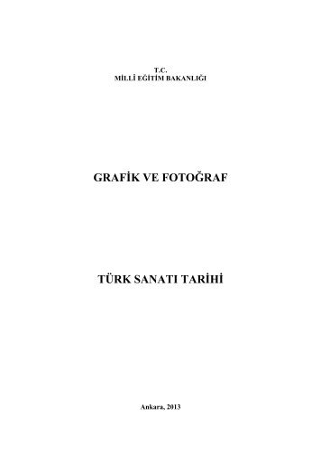Türk Sanatı Tarihi