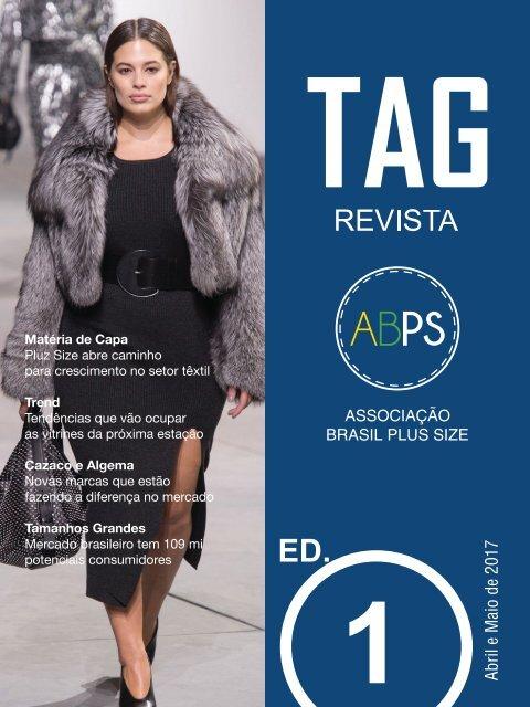 26ec4ae2db Confira a primeira edição da Revista TAG