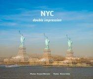 NYC double impression de France Meunier et Bruno Jobin