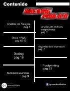 Revista Hacking Publico cuarta edicion - Page 2