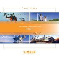 confiance - Timken