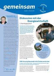 gemeinsam - Klimaschutzportal der Region Hannover