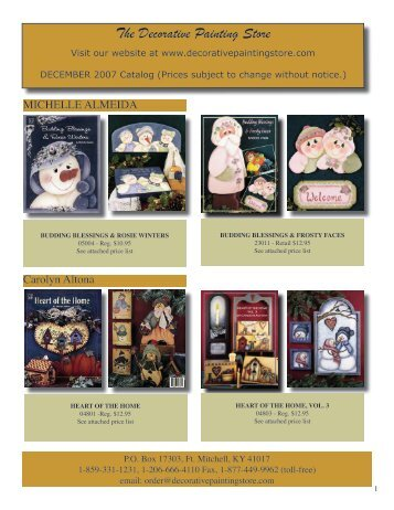 The Decorative Painting Store