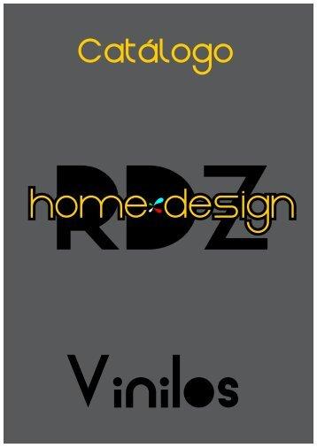 catálogo vinilos RDZ