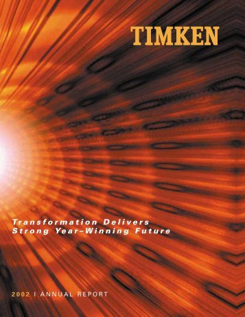 notes - Timken