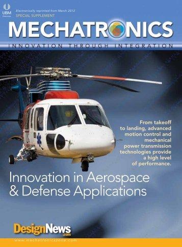 Innovation in Aerospace & Defense Applications - Timken