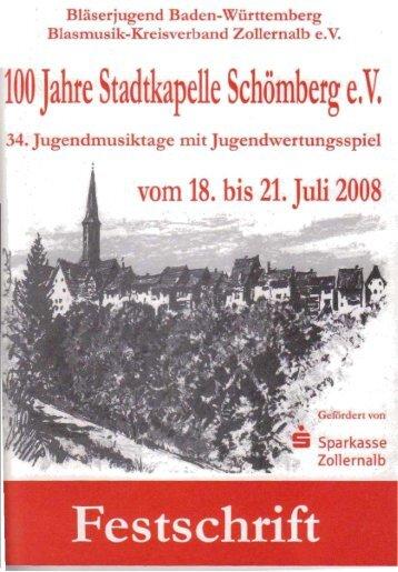 Festschrift zum 100jährigen Jubiläum downloaden - der ...