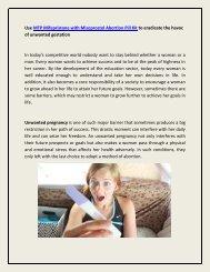 Buy Mifepristone and Misoprostol Abortion Pill Kit Online at OnlineDrugPills