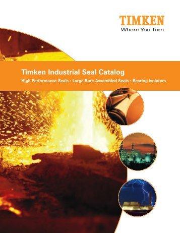 seals specification guide timken rh yumpu com Spec Timken Seal Catalog Spec Timken Seal Catalog