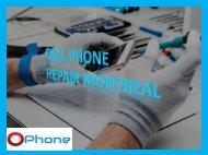 cell phone repair montreal