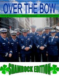 Vol 69 Special - Shamrock Edition - US Coast Guard Auxiliary, First ...