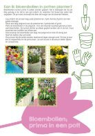 Ontdek bloembollen, daar word je blij van - Page 6