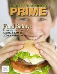 Food Safety: - National Meat Association