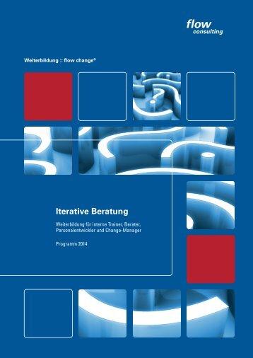 Iterative Beratung - Flow Consulting Gmbh