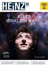 HEINZ Magazin Dortmund 05-2017