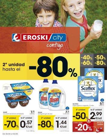 folleto EROSKI