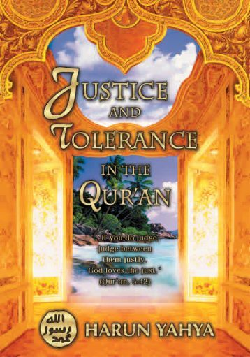Yahya - Justice and Tolerance in the Qur'an (2003)