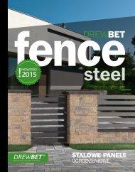 DREWBET FENCE STEEL 2015