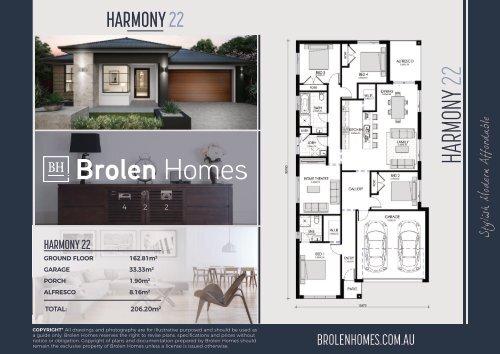 Single Homes Brochure Print