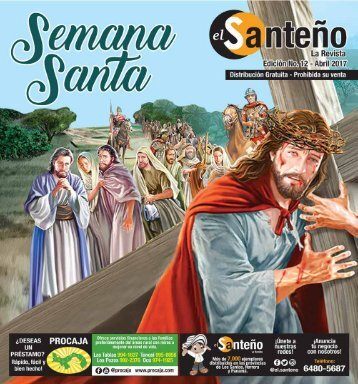 Revista El Santeno - Abril 2017