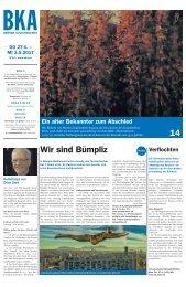 Berner Kulturagenda 2017 N° 16