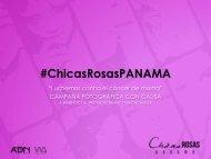 CHICAS ROSAS Propuesta Padrinos 2016