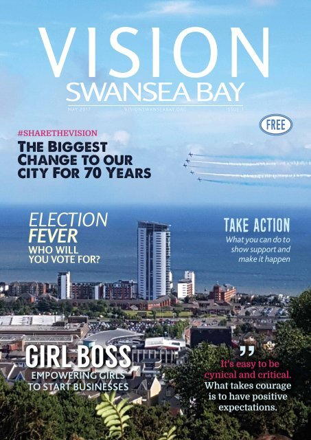 VISION Swansea Bay - Issue 1