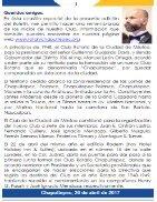 Boletín 20 de Abril 2017 - Page 3